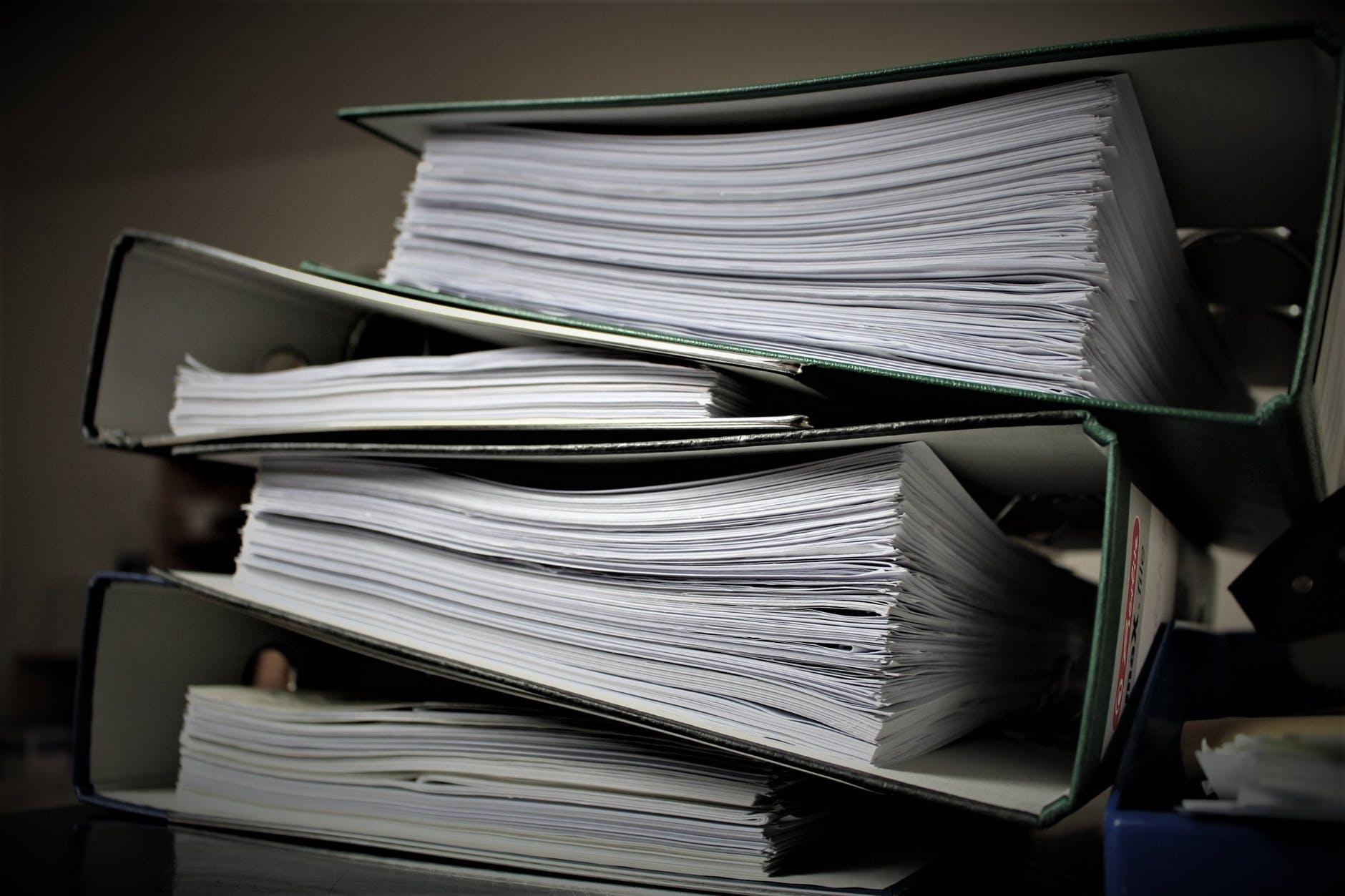 Autónomo ¿cuánto tiempo tienes que guardar tus documentos?