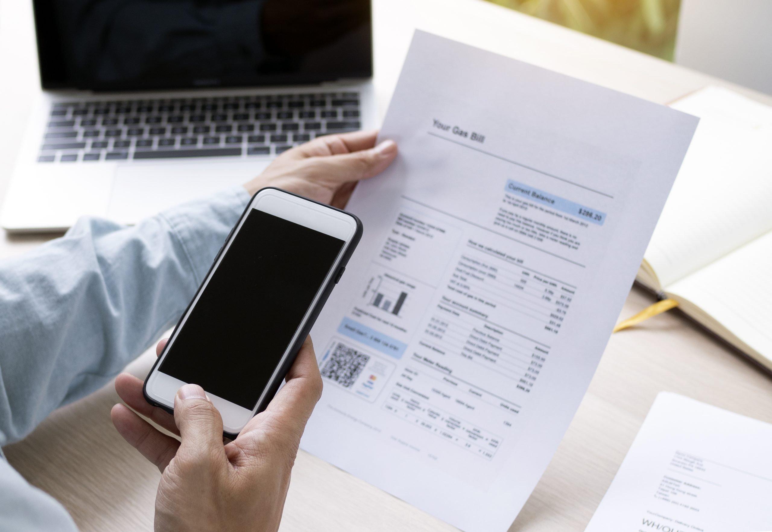 Tipos de facturas que pueden emitir los autónomos